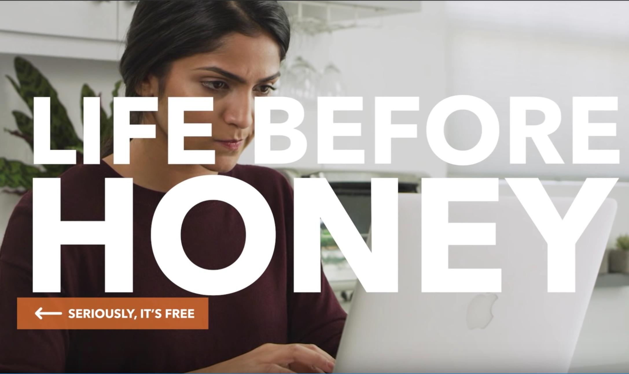 YouTube Preroll commercial for Join Honey