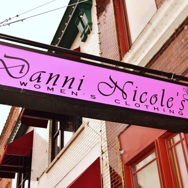Danni Nicole's - 119 N Main, Hannibal, MO 63401573-221 -5066