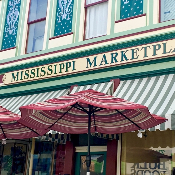 Mississippi Marketplace - 217 N Main, Hannibal, MO 63401573-603-1063