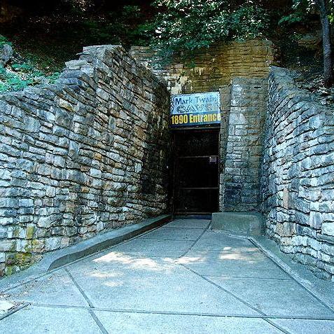 Mark Twain Cave - 300 Cave Hollow Rd, Hannibal, MO 63401221-1656