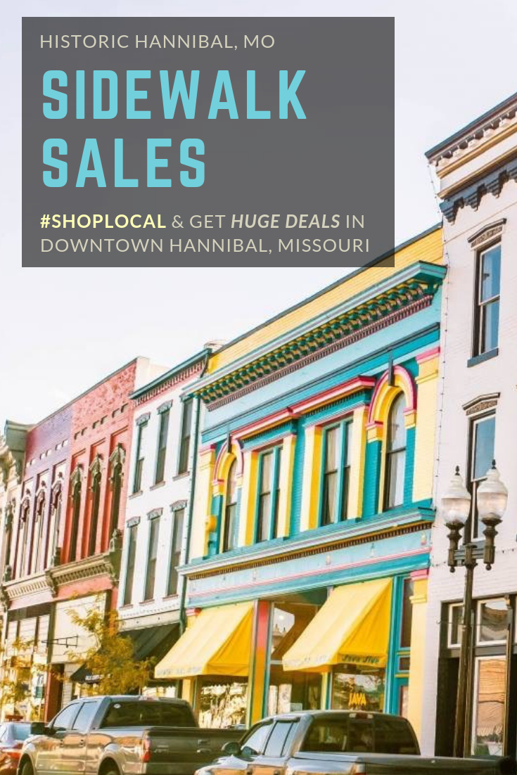 Hannibal, MO - Fall Sidewalk Sale