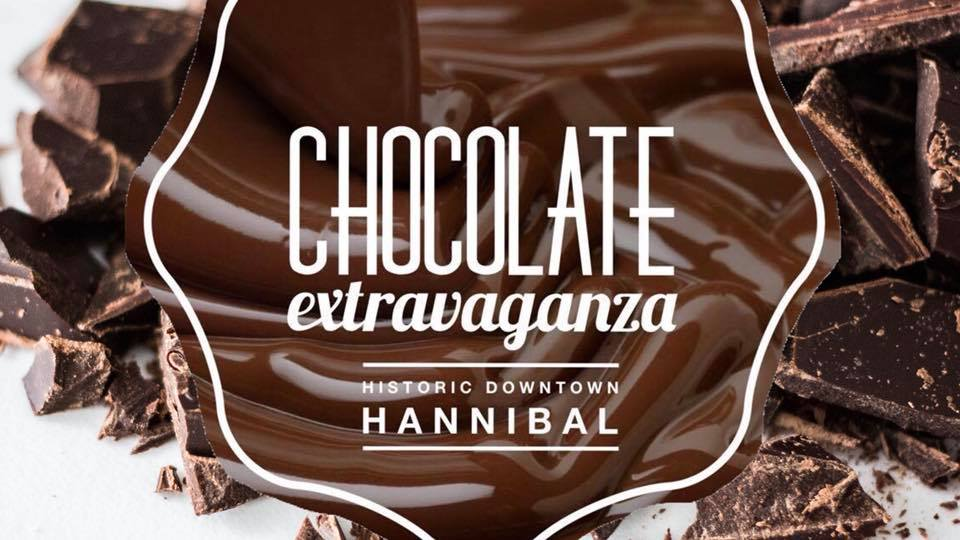 Historic Hannibal, MO - Chocolate Extravaganza - Missouri Festivals & Events