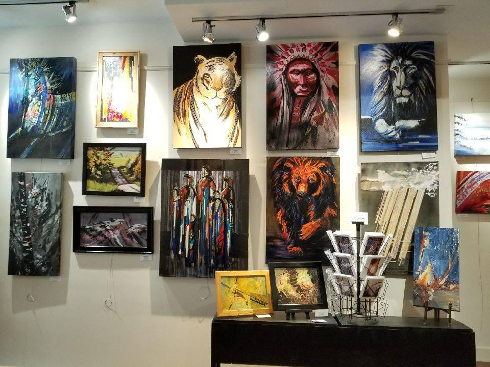 Alliance Art Gallery  / Facebook