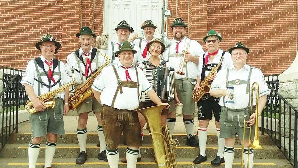 Heidelberg German Band Hannibal, Missouri