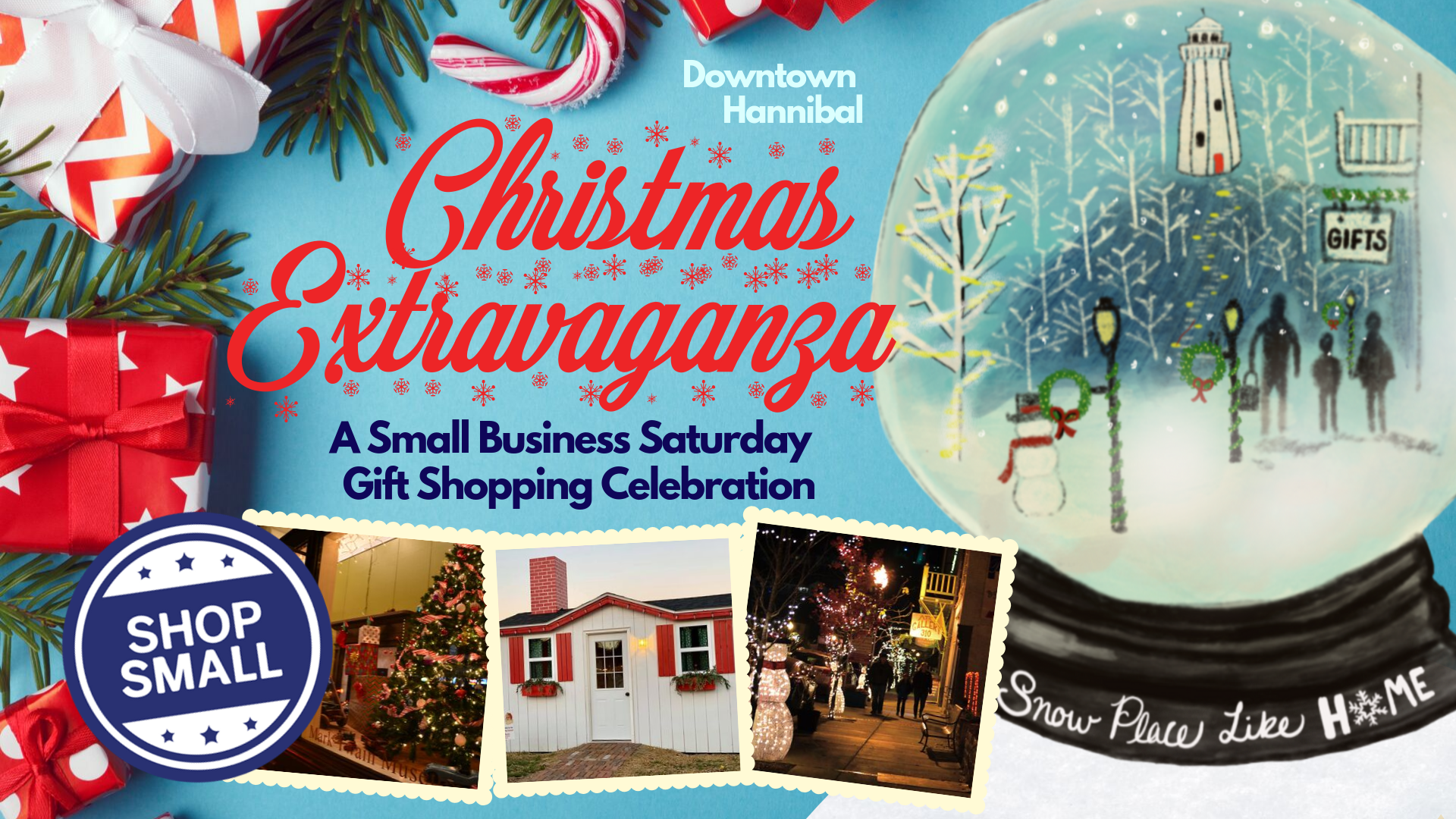 Christmas Extravaganza Downtown Hannibal