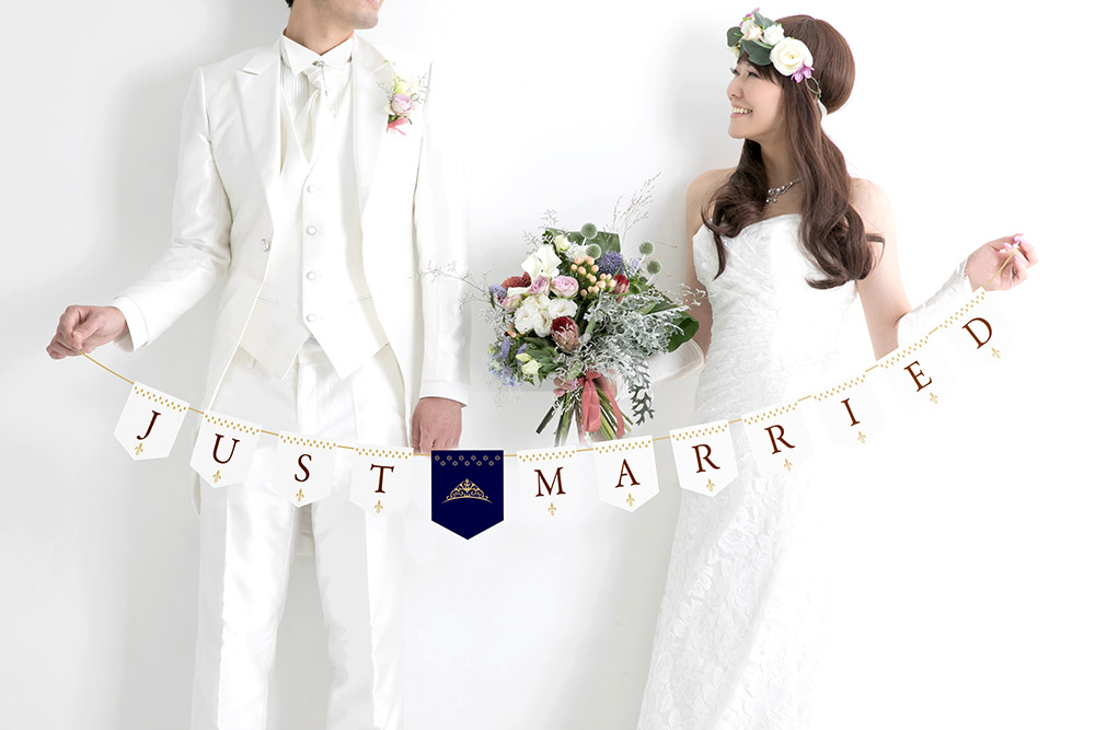 Luxe_just married