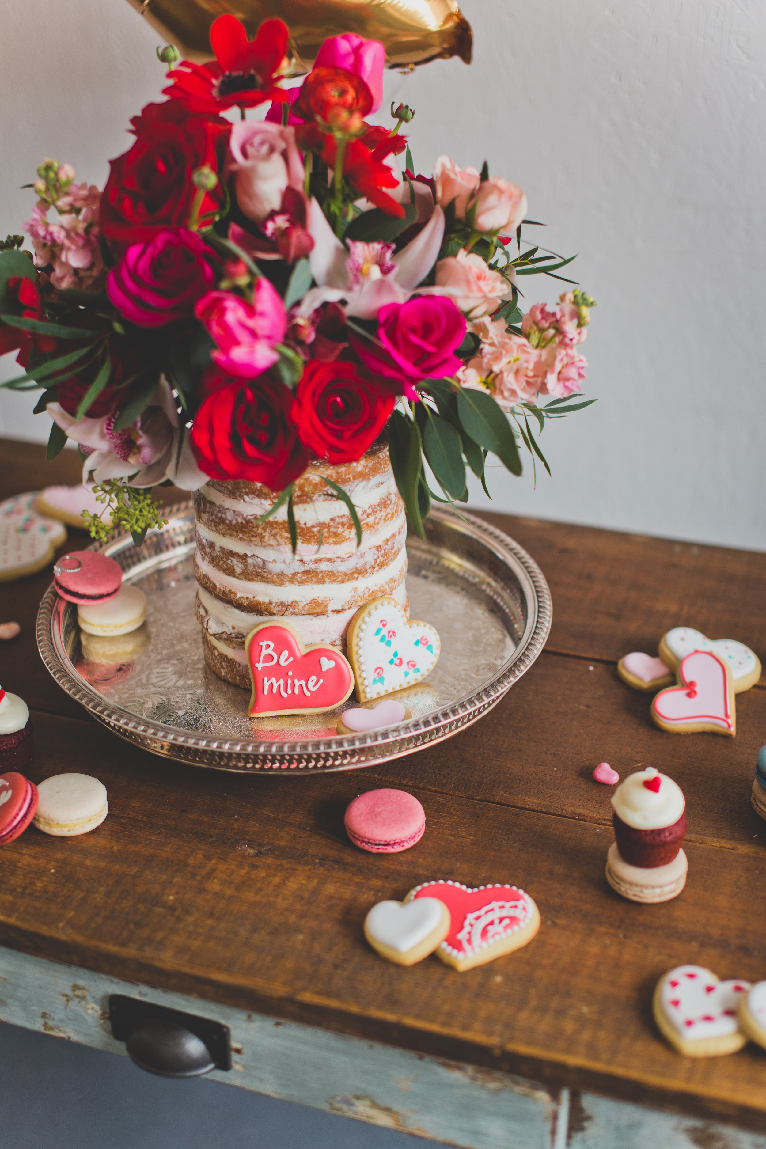 Valentines Party- Styling by Ashley Spence