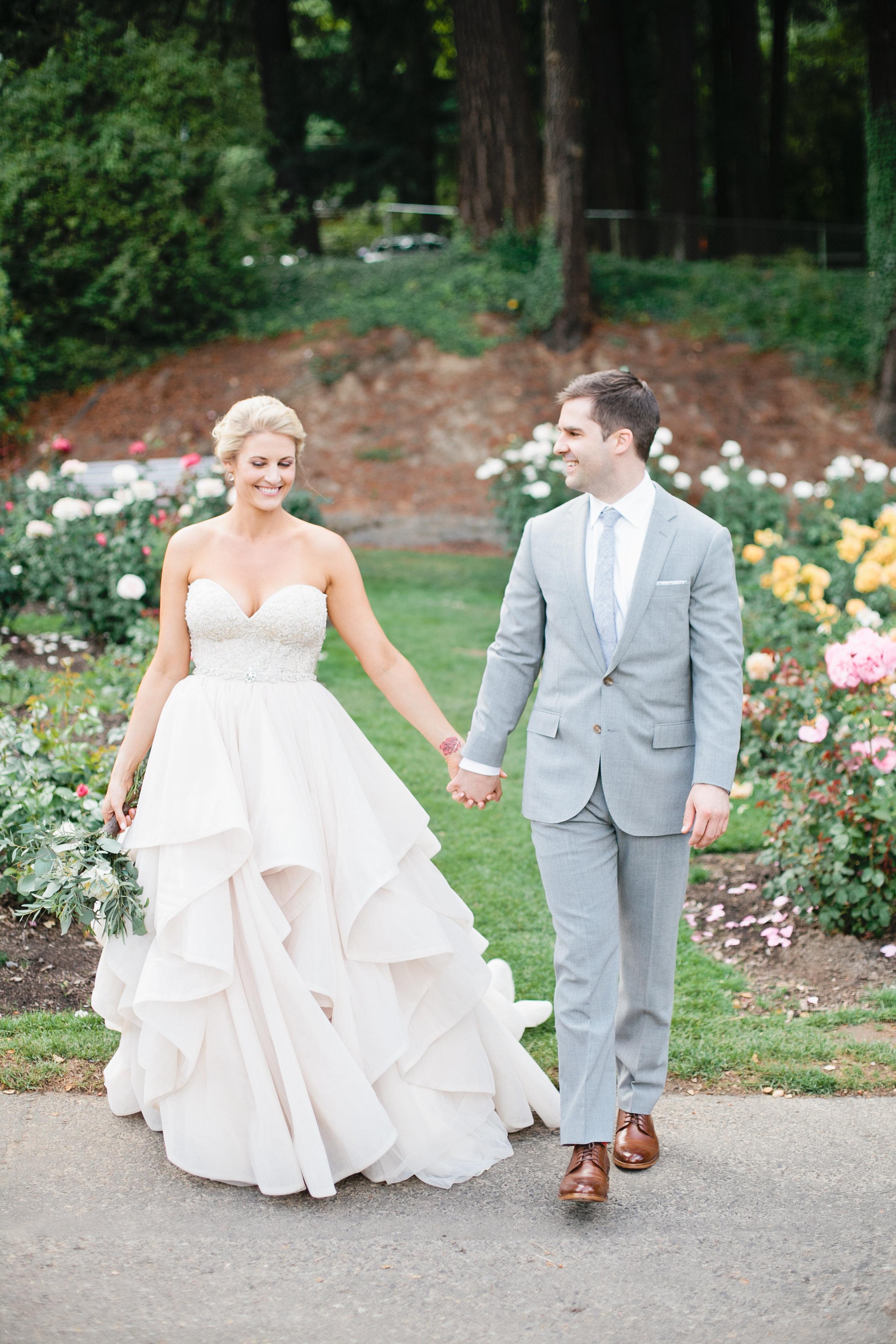 Meredith + Scott - Styling by Ashley Spence