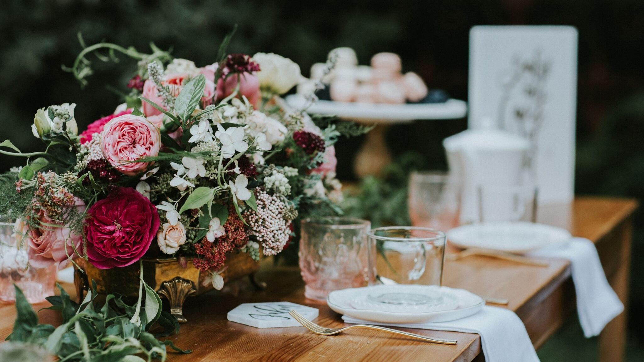 Bridesmaids Tea Party   Ashley Spence