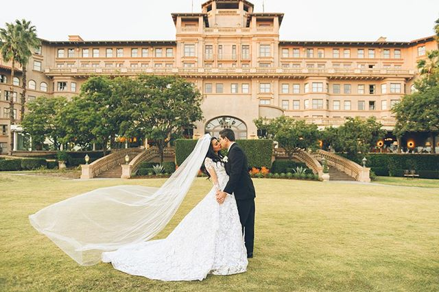 The @langhampasadena is the perfect backdrop for your #WeddingDay + will be the perfect setting for #IdoBridalEvent ❤️ Can't Wait! Picture Perfect by @armenphoto