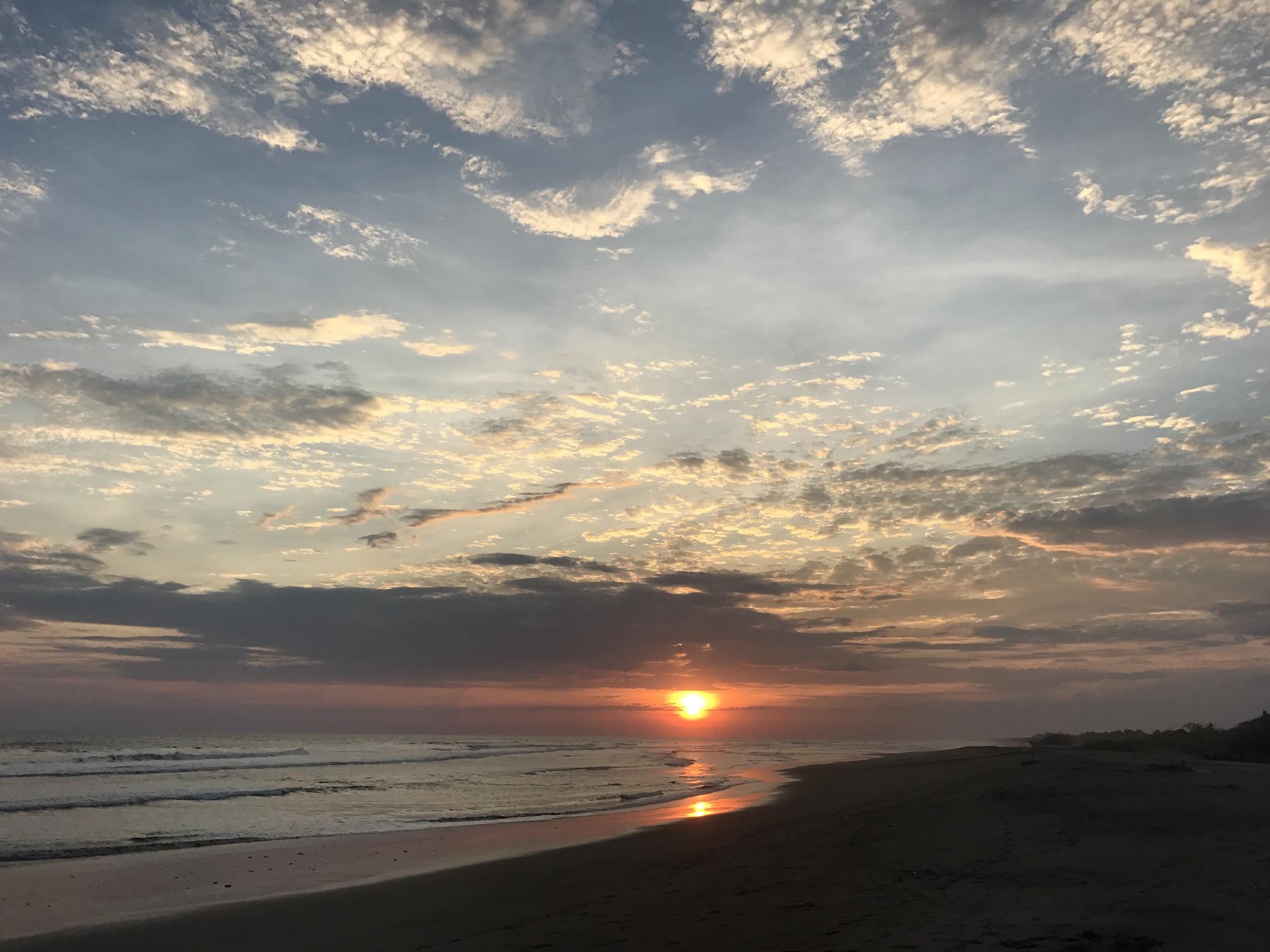waterandlight.sunset.nicaragua