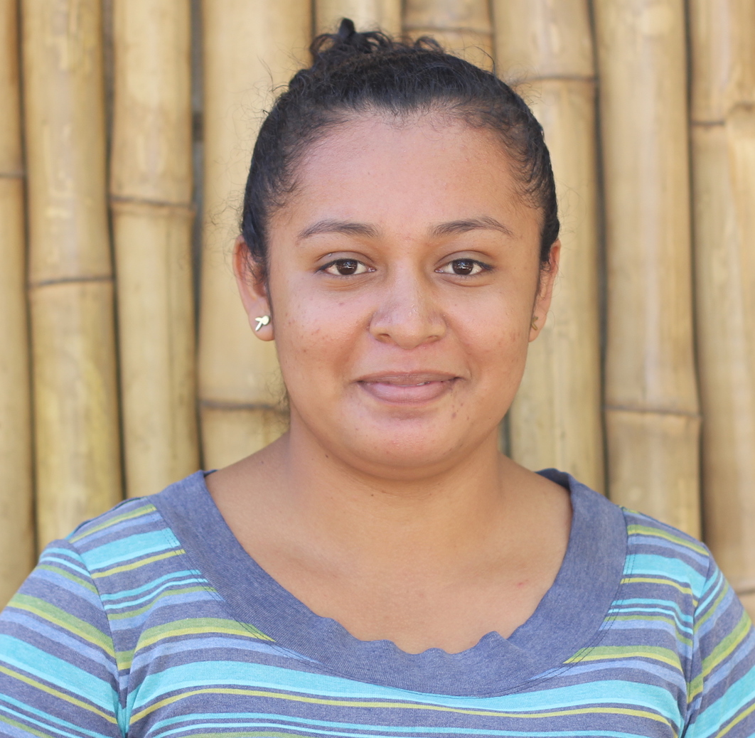 Petrona Mercedes Urrutia - Petrona is currently studying in the university and has worked with children for 7 years. She teaches the 1st and 2nd grade group in reinforcement class.