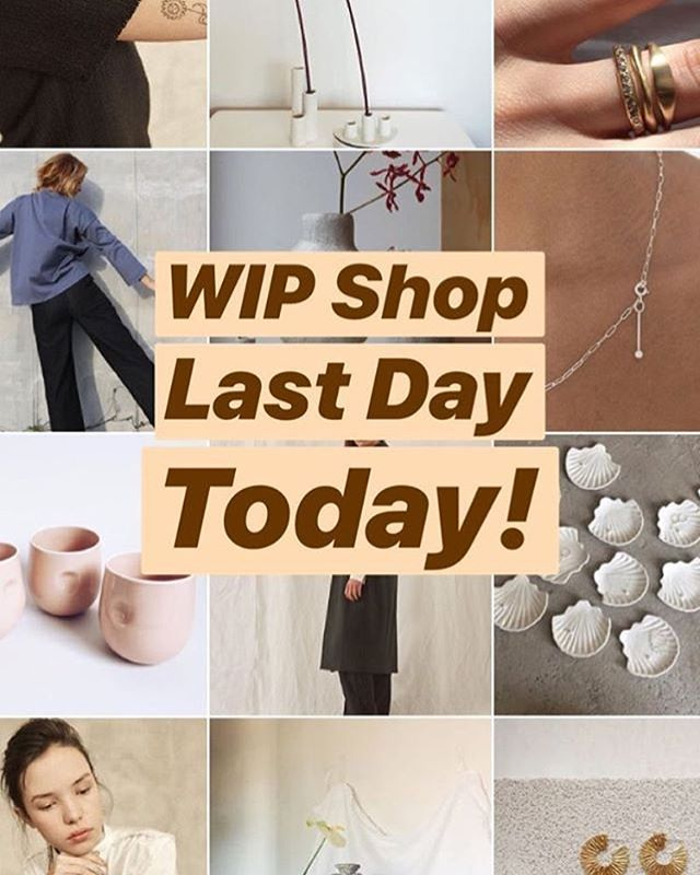 open from 10am til late tonight ~ 374 crown st, surry hills  @wip_studio #WIPshop