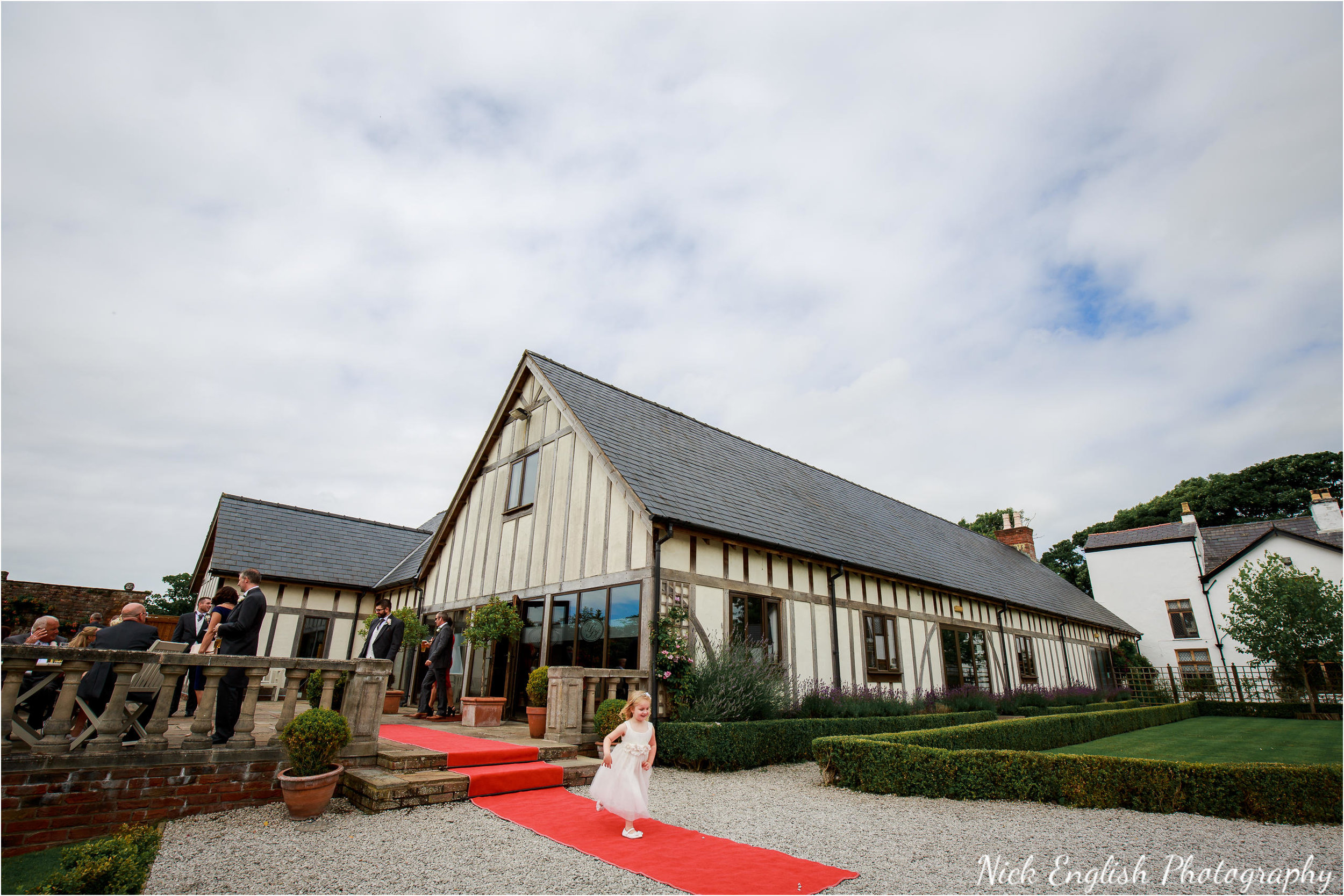 Great Hall At Mains Wedding Photograph 41.jpg