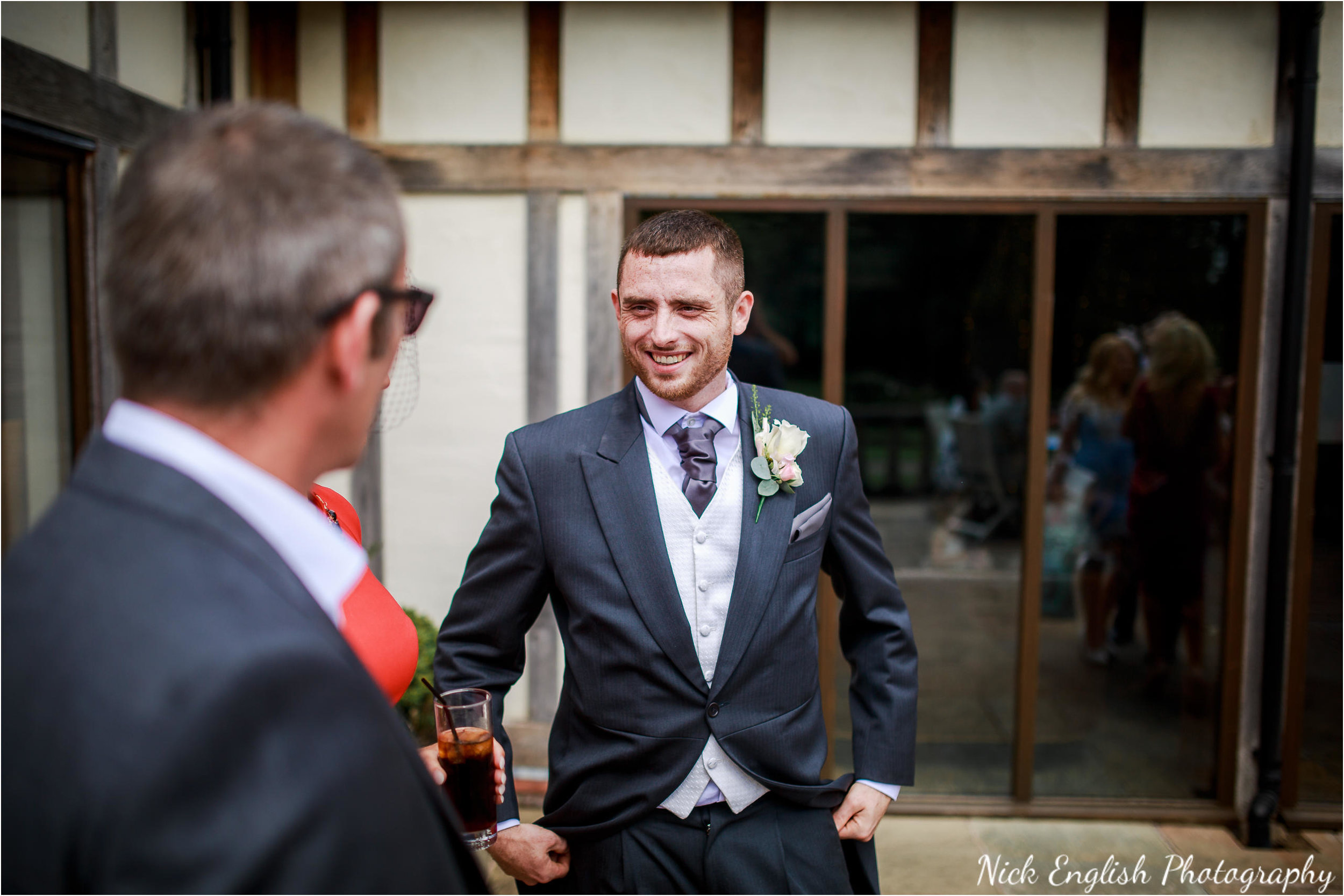 Great Hall At Mains Wedding Photograph 43.jpg