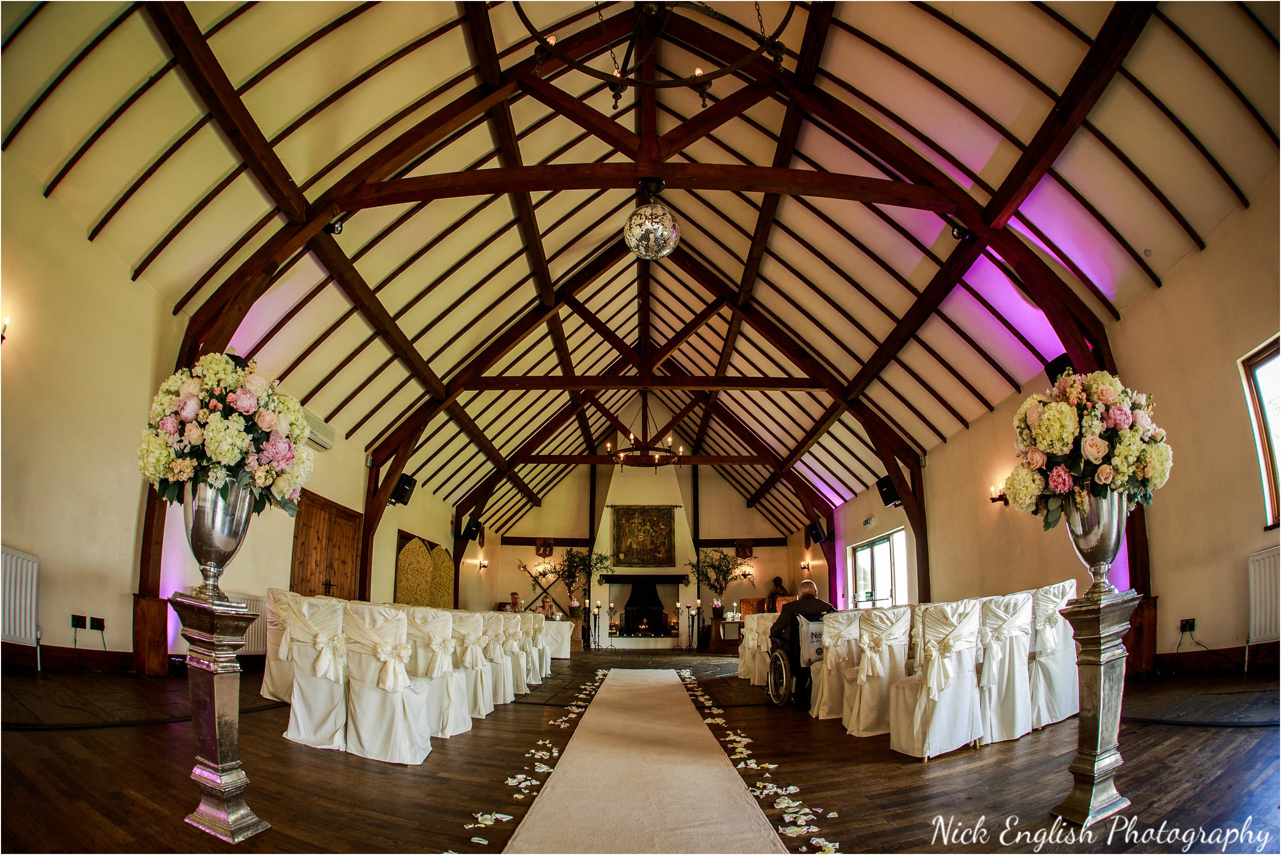 Great Hall At Mains Wedding Photograph 46.jpg