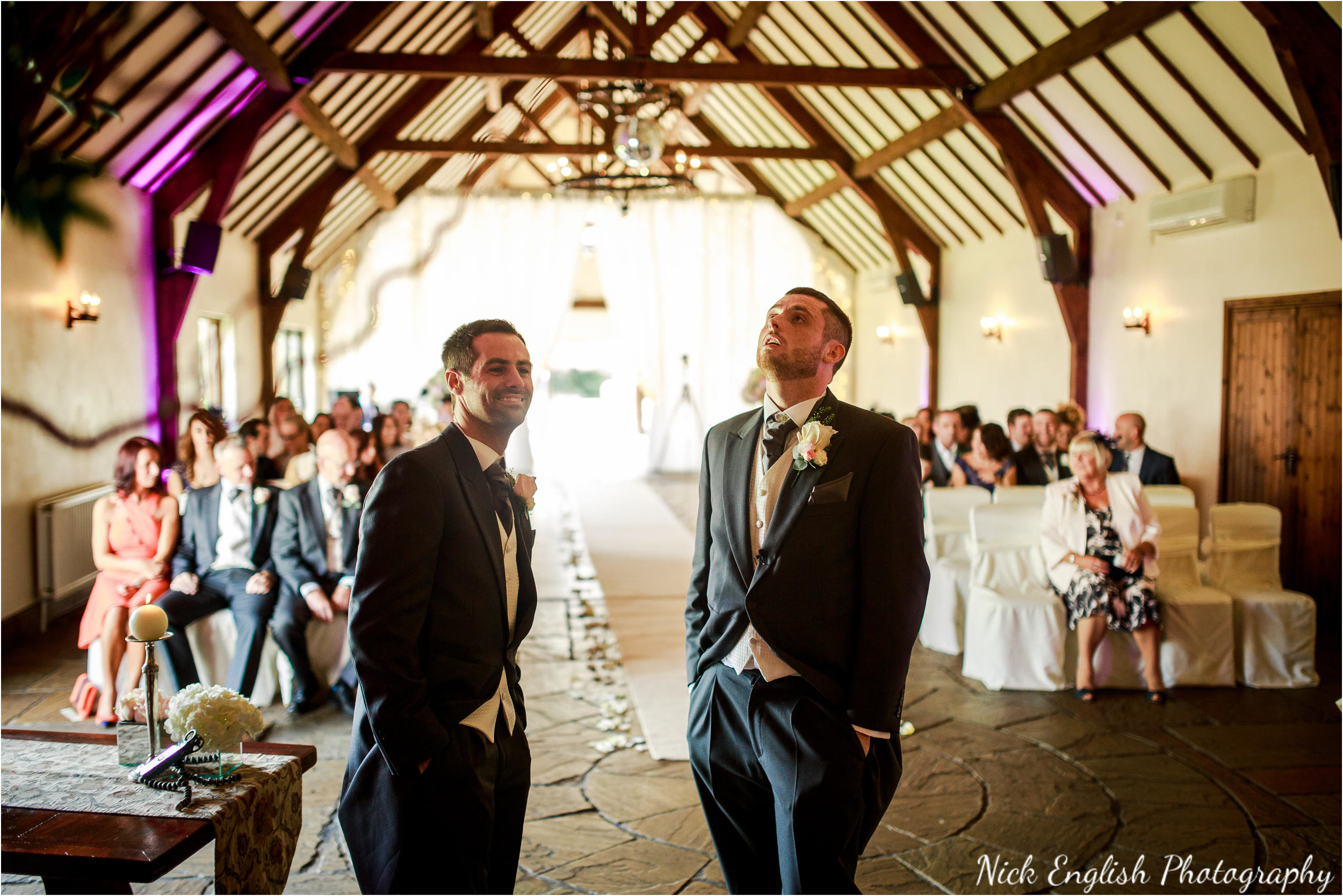Great Hall At Mains Wedding Photograph 49.jpg