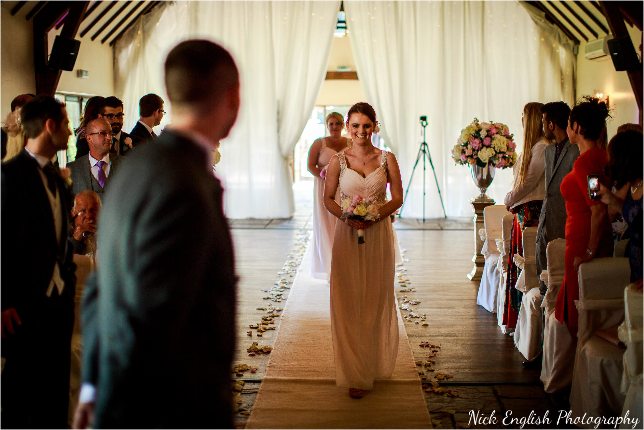 Great Hall At Mains Wedding Photograph 56.jpg