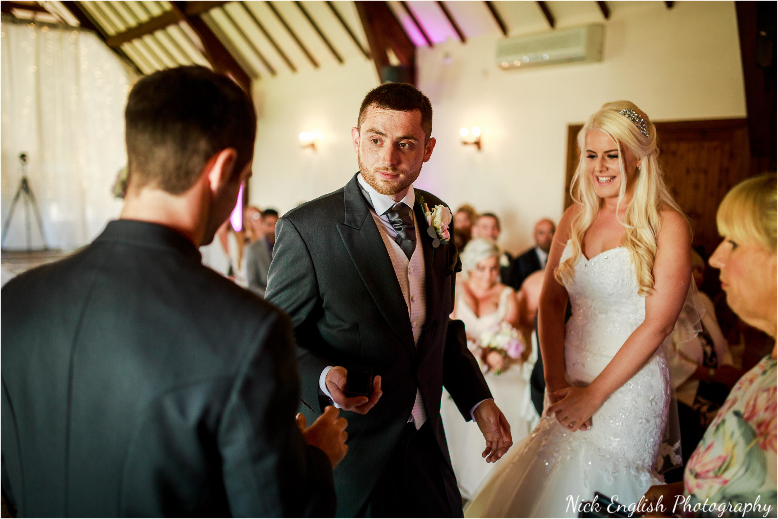 Great Hall At Mains Wedding Photograph 72.jpg