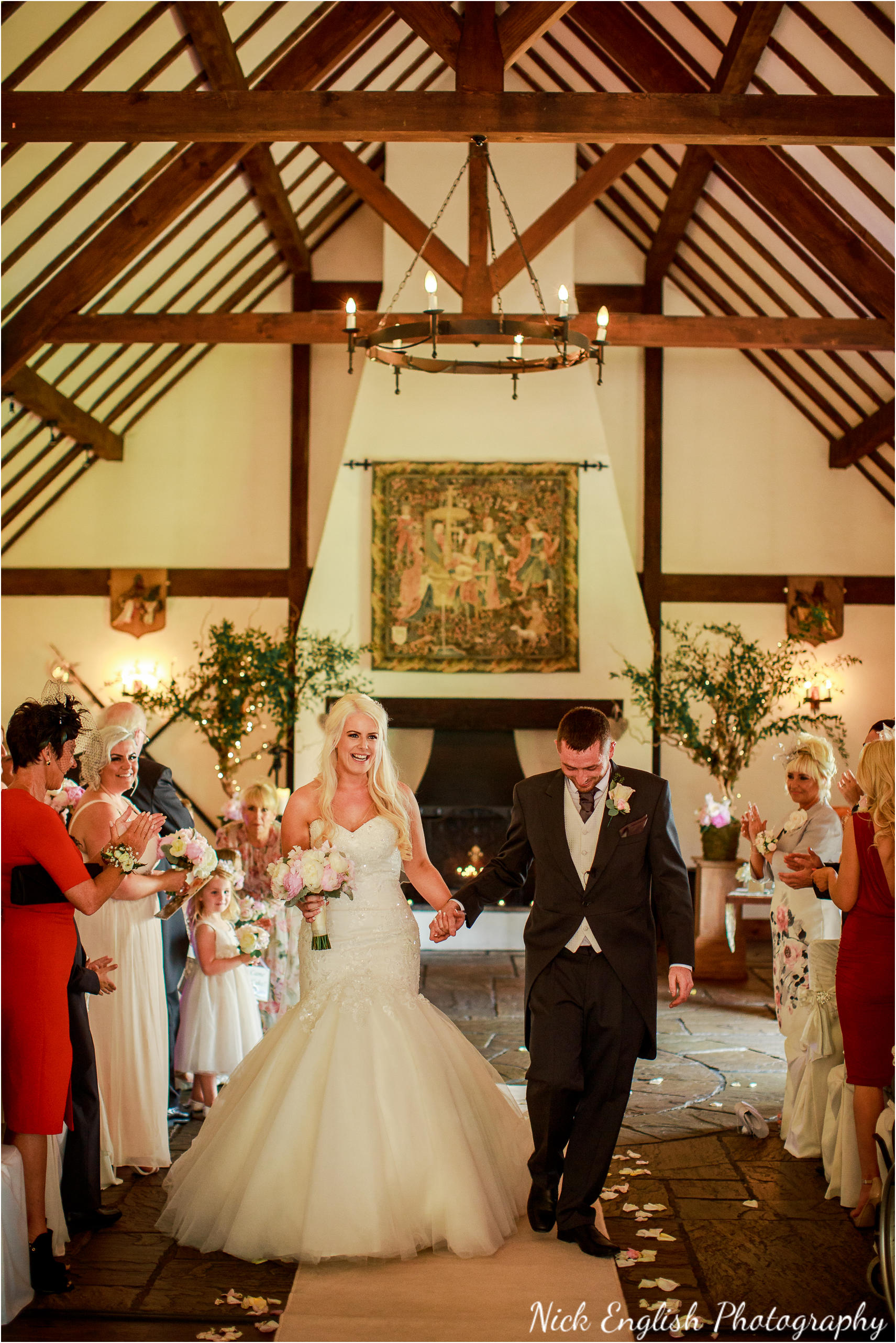 Great Hall At Mains Wedding Photograph 83.jpg