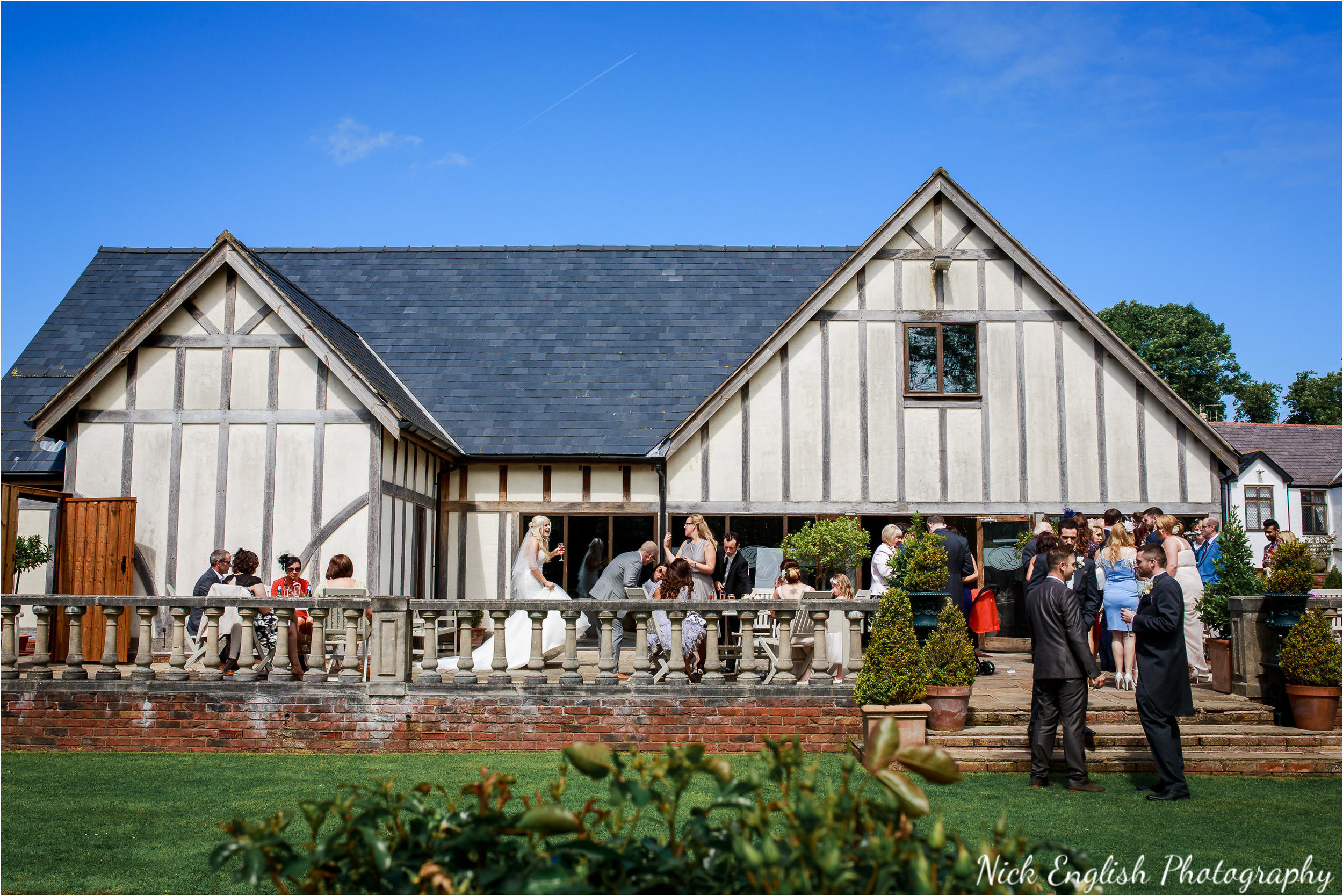 Great Hall At Mains Wedding Photograph 91.jpg