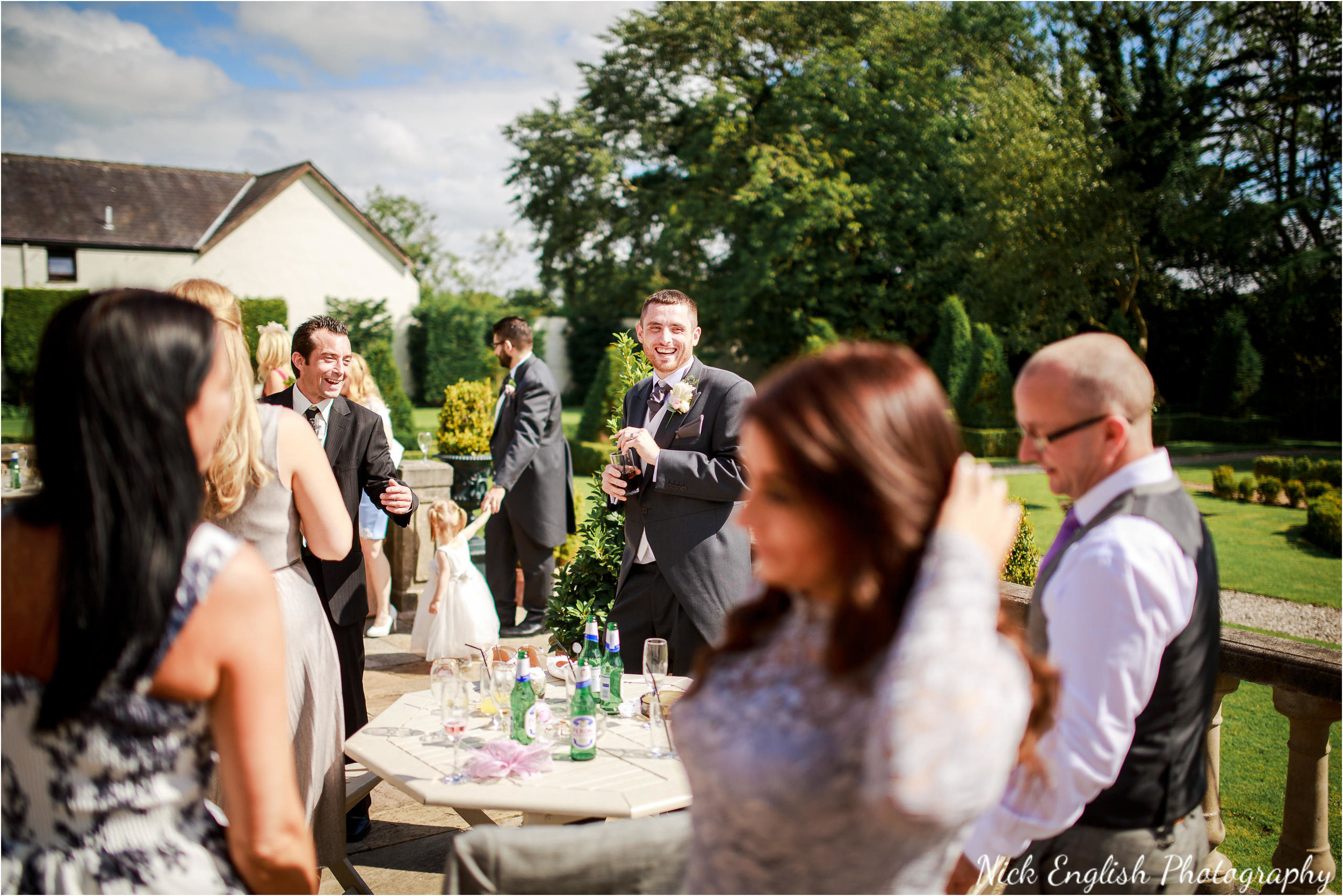 Great Hall At Mains Wedding Photograph 117.jpg