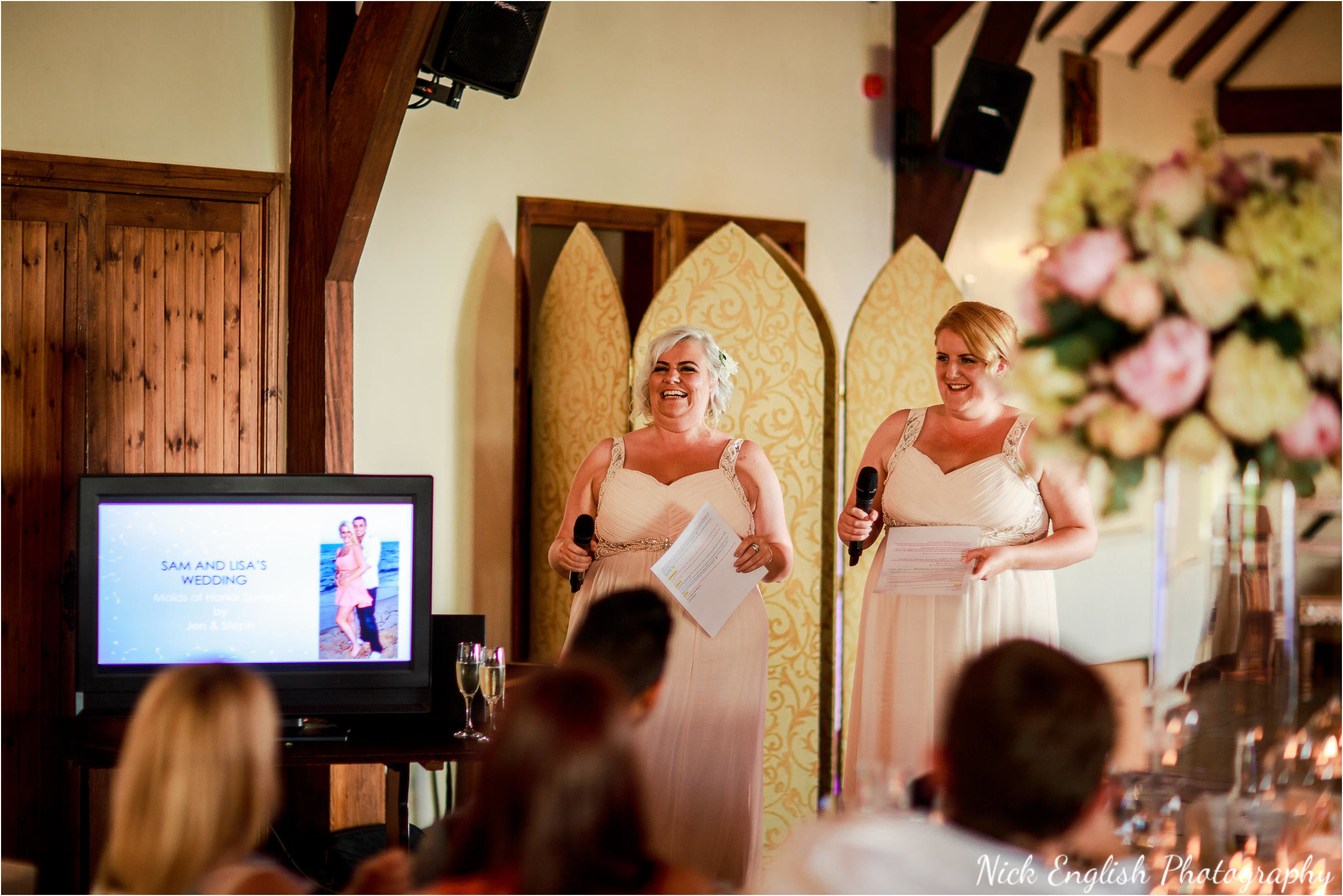 Great Hall At Mains Wedding Photograph 131.jpg