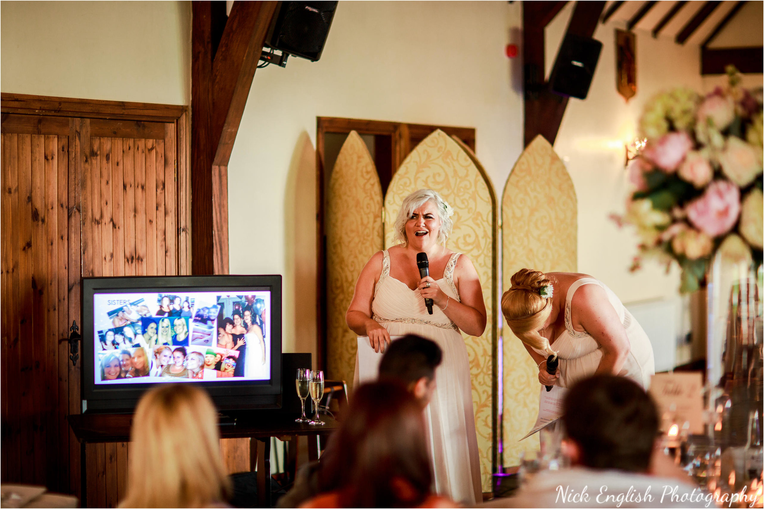Great Hall At Mains Wedding Photograph 132.jpg