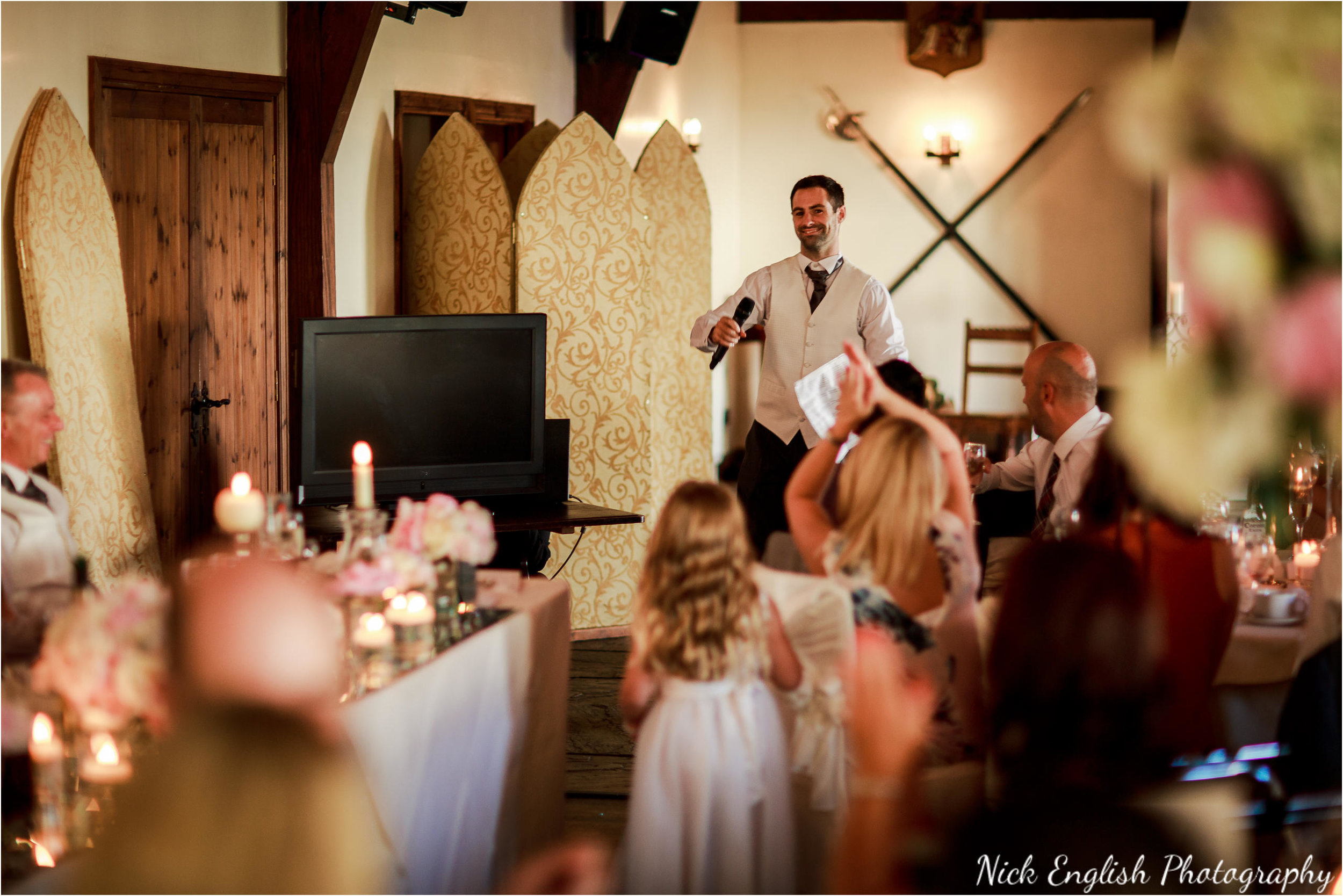 Great Hall At Mains Wedding Photograph 150.jpg