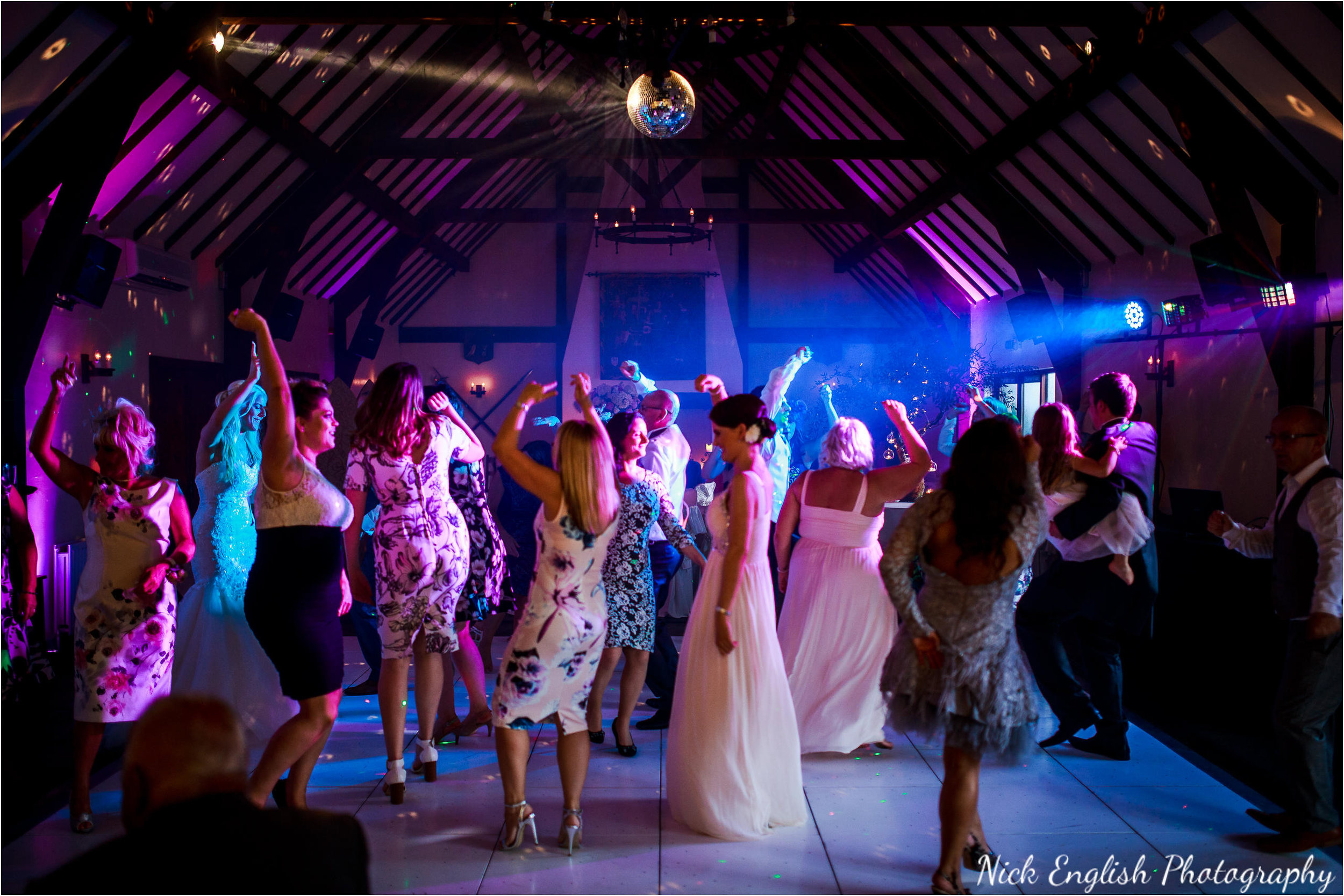 Great Hall At Mains Wedding Photograph 180.jpg