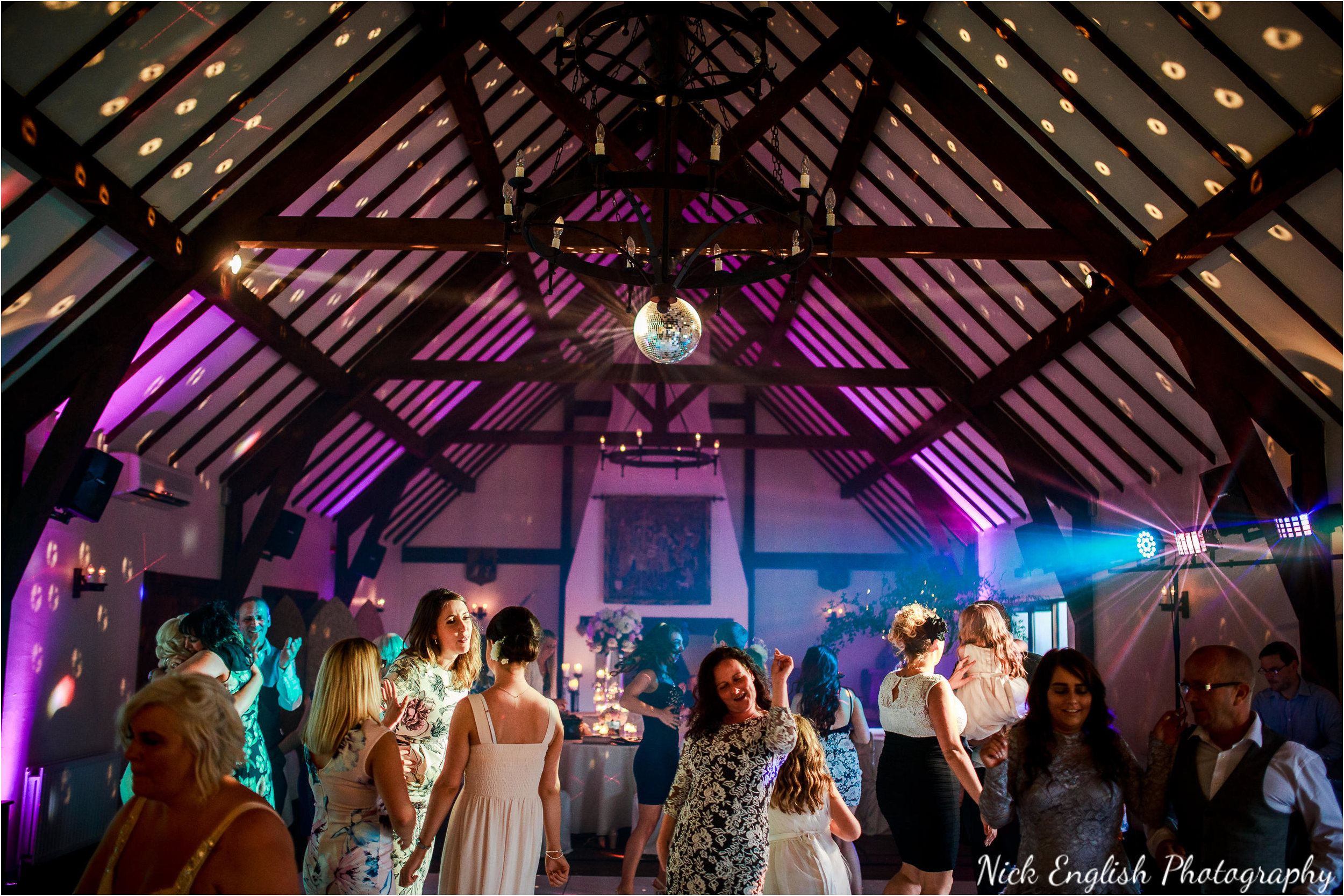 Great Hall At Mains Wedding Photograph 183.jpg