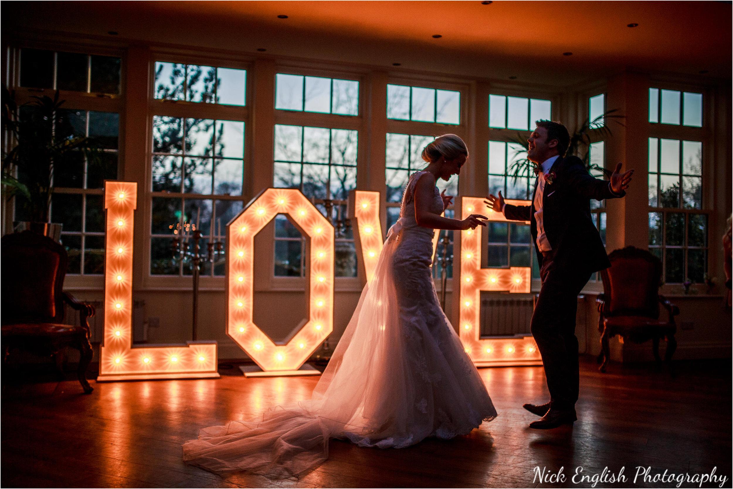 Mitton Hall Bride Groom First Dance Wedding LOVE