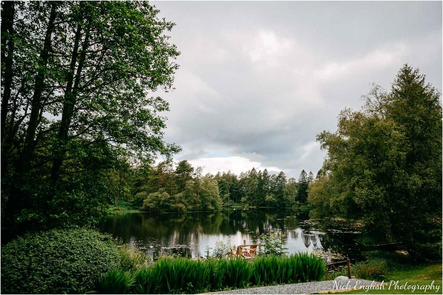 Gilpin Hotel Lodge Lake District Wedding Photographs
