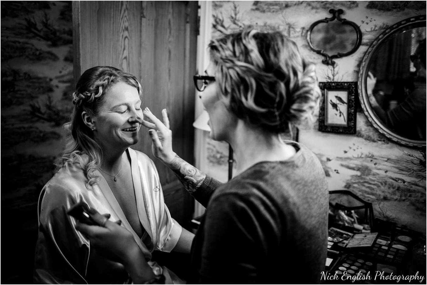 Eaves Hall Wedding Photographer Nick English Photography