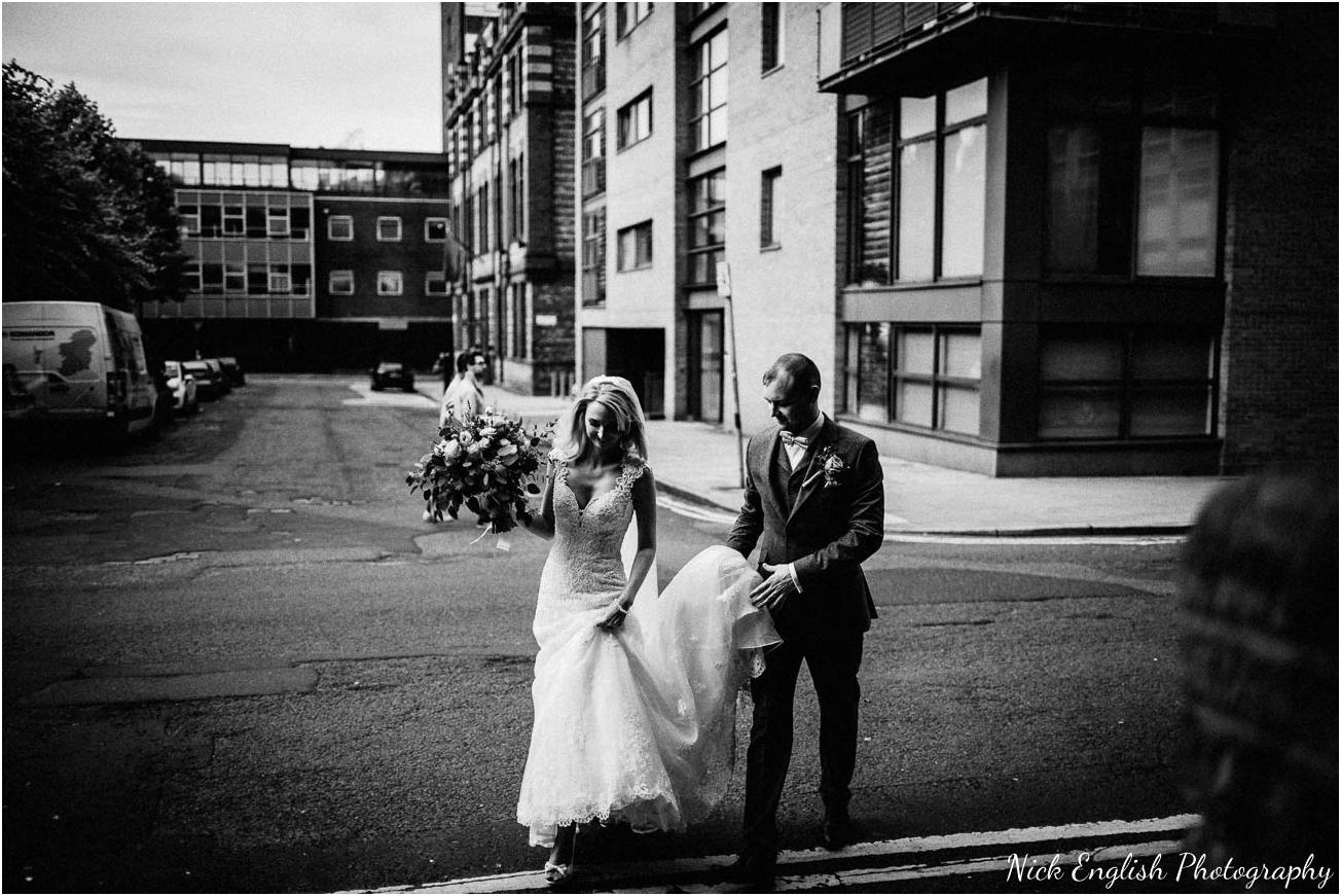 Great John Street Hotel Wedding Photographs