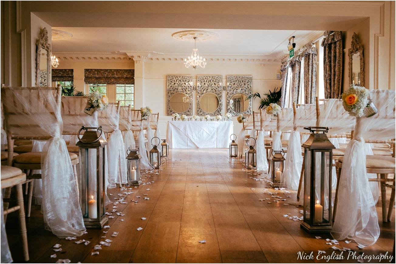 Eaves Hall Wedding Photographs