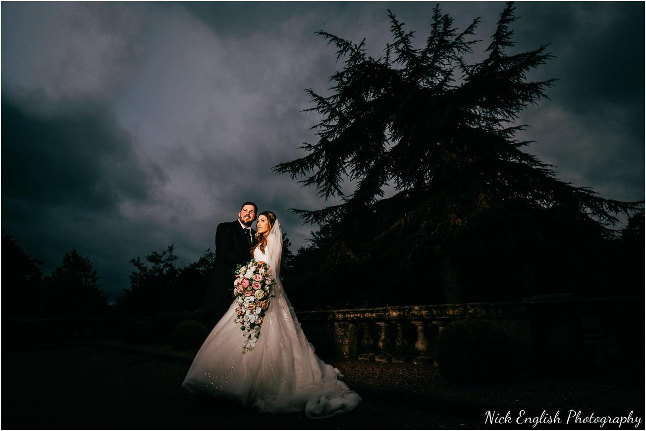 Eaves Hall Wedding Photographs