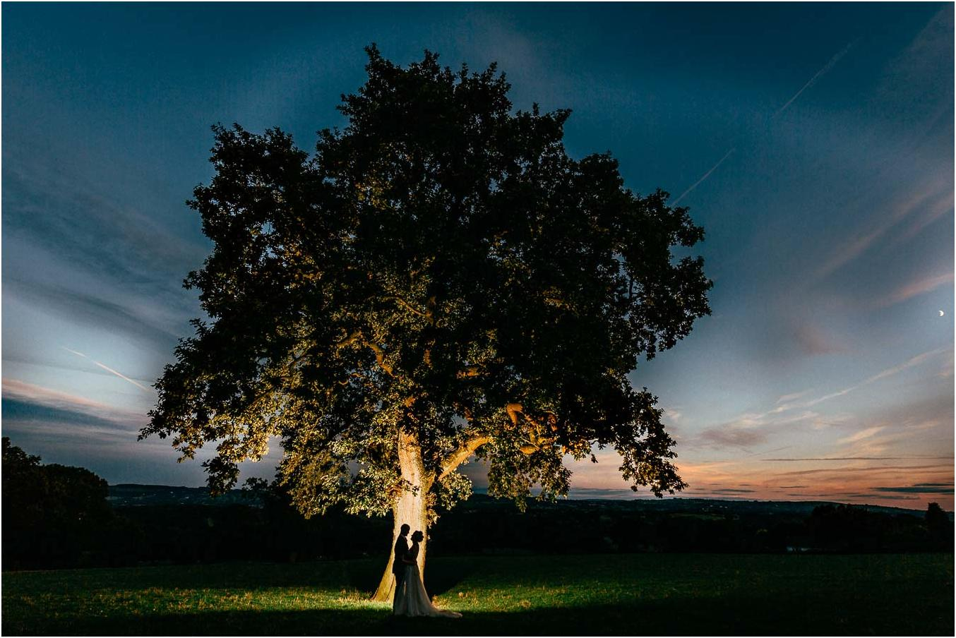 The Shireburn Arms Wedding Photograph
