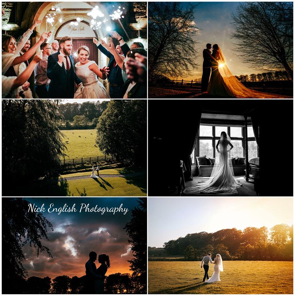 Mitton Hall Wedding Photograph