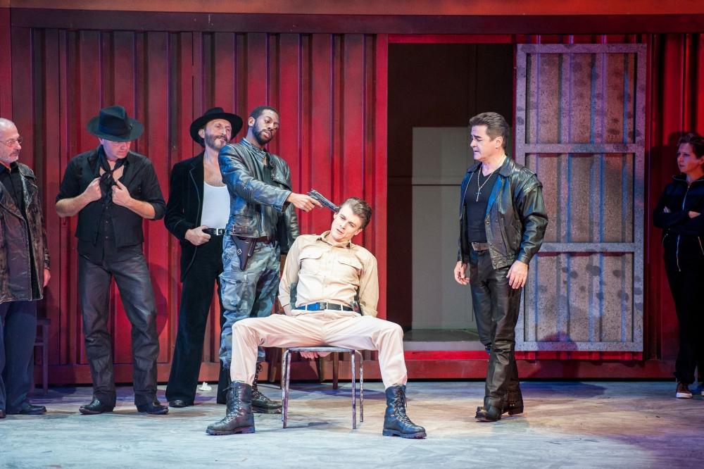 Carmen - Salzburger Landestheater - October 2015