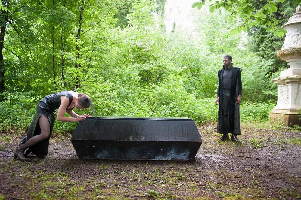 Queens and Kings: Shakespeare im Park - Salzburger Landestheater - August 2016