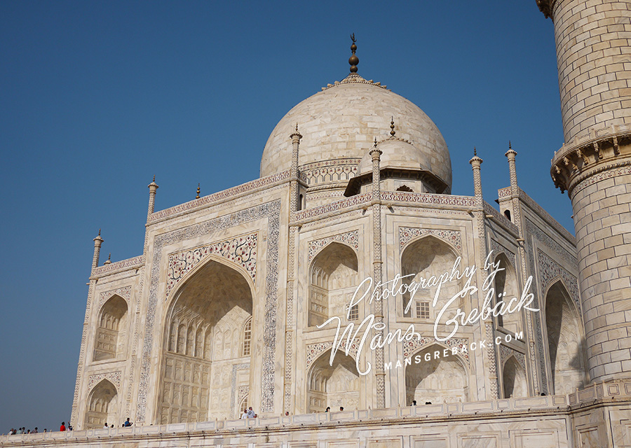 Taj Mahal Angle