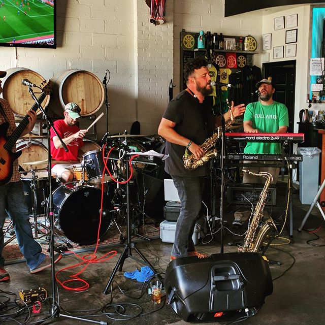 Crank Arm Brewery - Hopscotch Music Festival