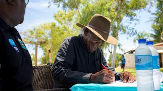 Pardoo Signing