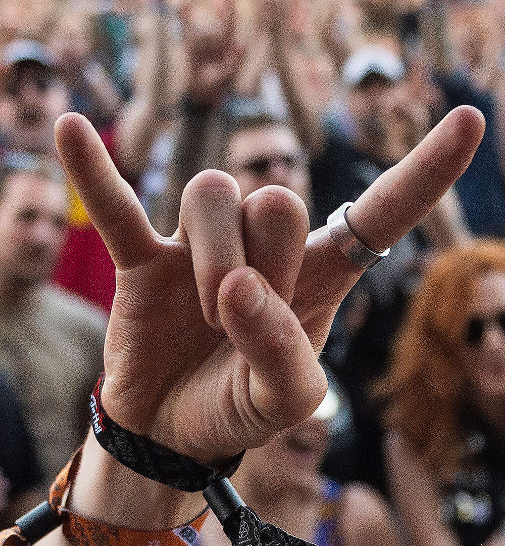 4-DAY TICKET - Full COPENHELL ticket for June 17, 18, 19 and 20, 2020.