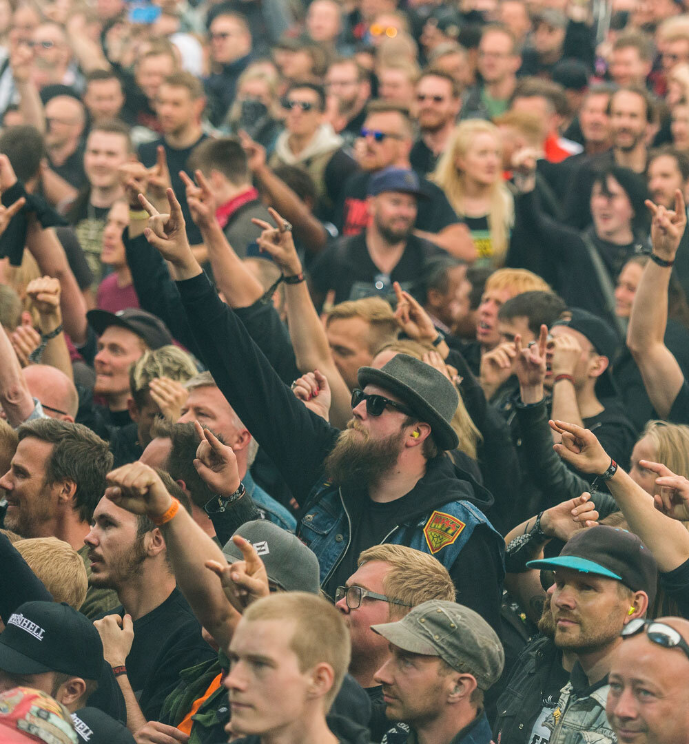 THURSDAY TICKET - COPENHELL ticket for Thursday, June 18, 2020.COMING SOON