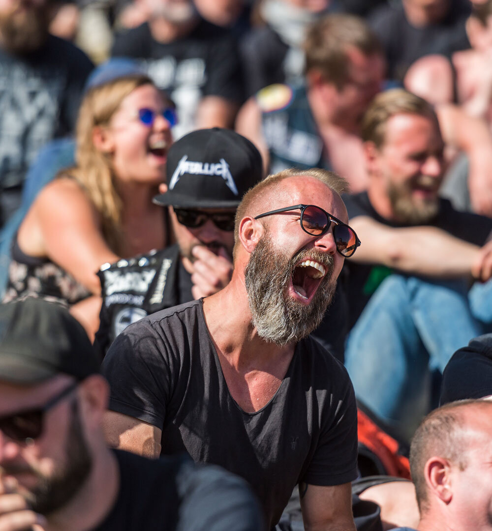 FRIDAY TICKET - COPENHELL ticket for Friday, June 19, 2020.COMING SOON