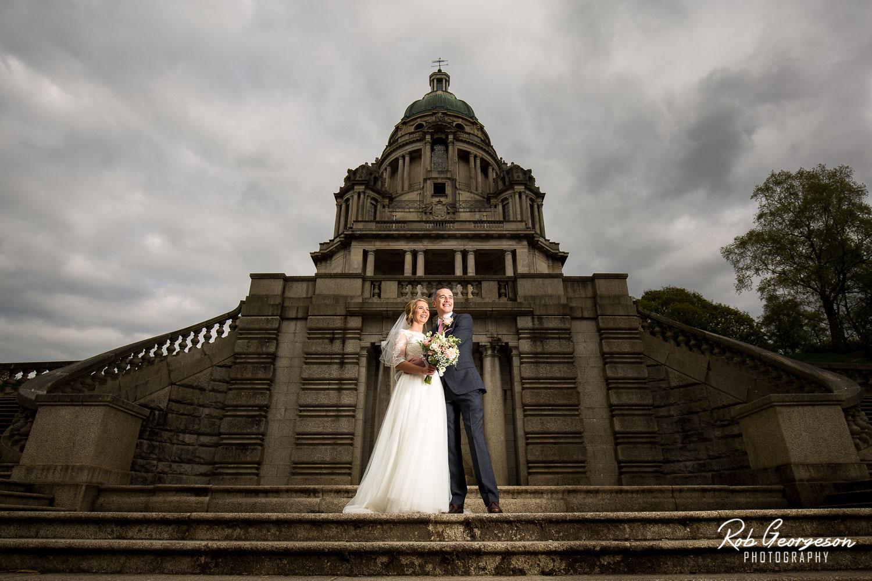 Ashton Memorial Wedding Ceremony