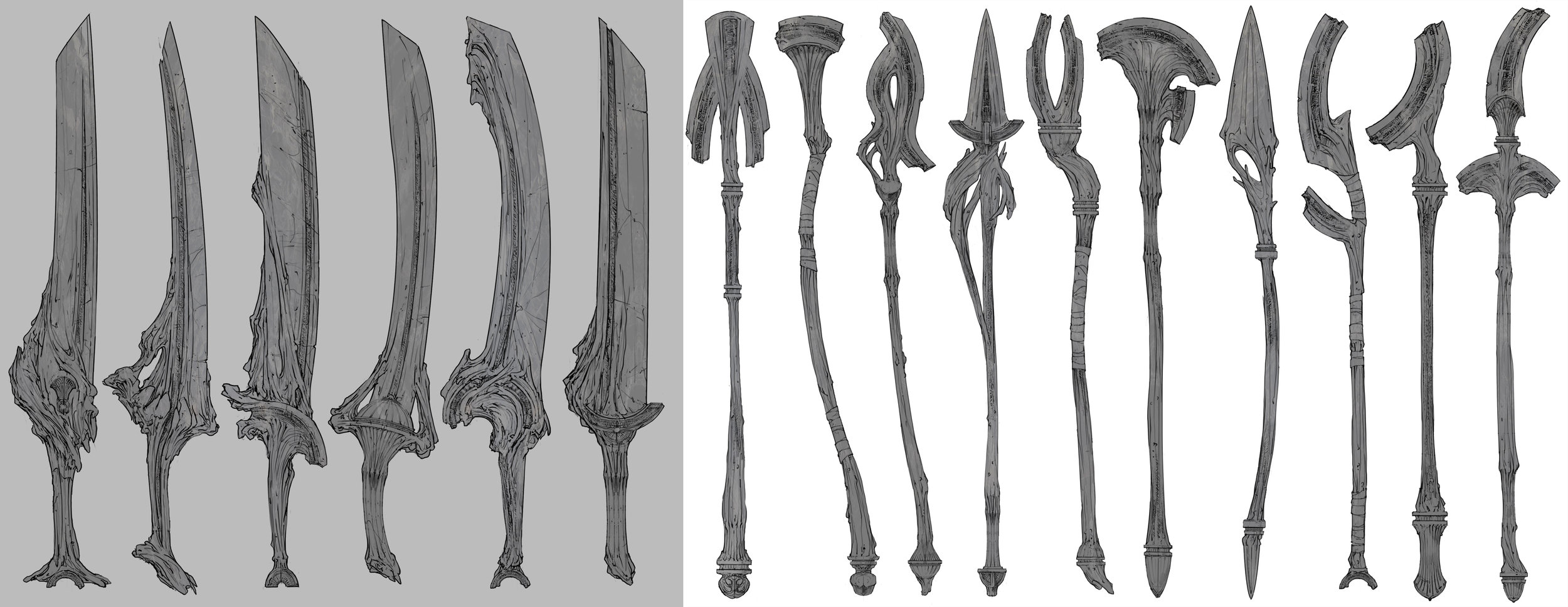 23 - Props Asura Weapons Swords + Spears.jpg