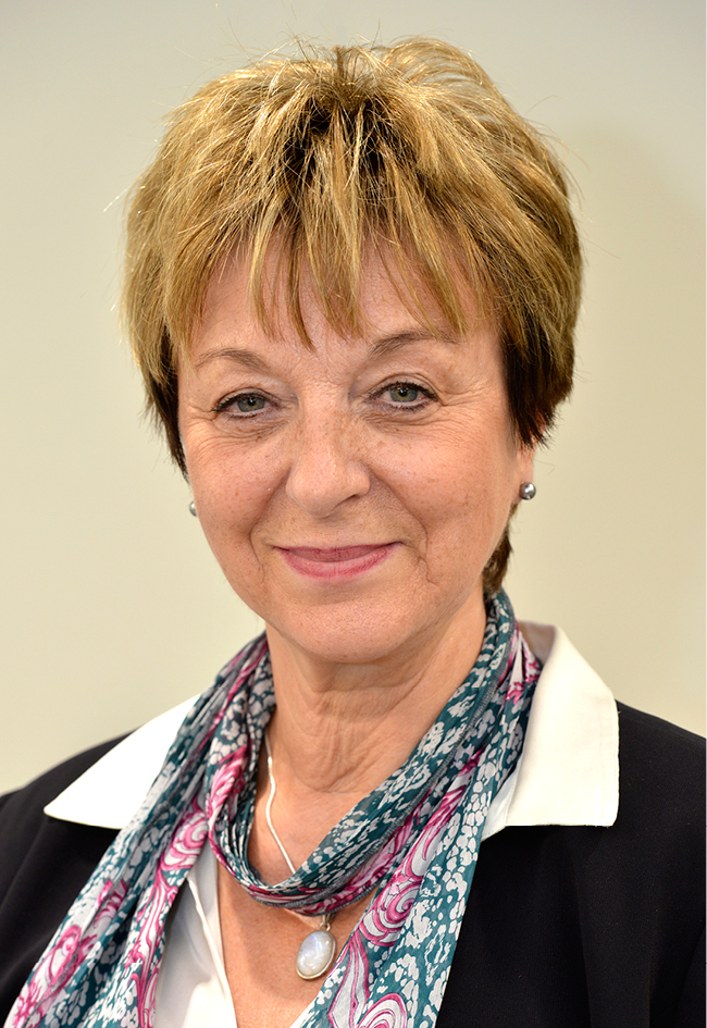 HEDWIG FRANCOIS-KETTNER, R.N.   President, Aktionsbündnis Patientensicherheit, Germany